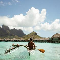 How You Can Take a Trip to Bora Bora Like Sincerely Jules
