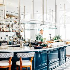 See How This Canadian Restaurant Does the Parisian Bistro