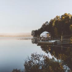 We've Found Winter Paradise and It Involves Glamping in Finland