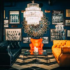 A Private Club in Los Angeles with a Speakeasy That's Over a Hundred Years Old