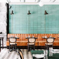 See How This Scandinavian Restaurant Does the Classic Parisian Bistro