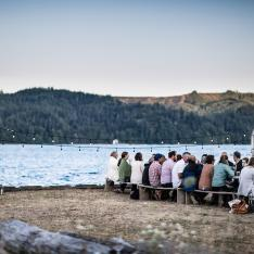 See Why Your Next Dinner Party Needs to Be at an Oyster Farm