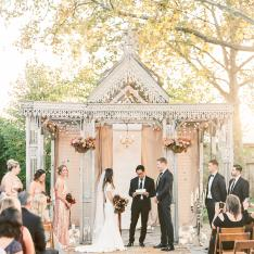 See Why This Anthropologie Owned Venue is Perfect for Autumn Weddings