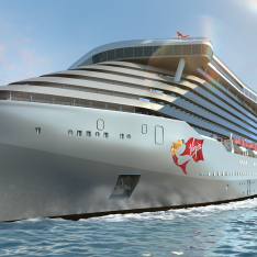 Richard Branson Takes Over the Sea With New Virgin Voyages Cruise Ships