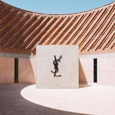 The Musée Yves Saint Laurent Marrakech Has Arrived