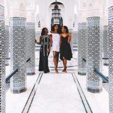 This Moroccan Luxury Hotel Has The Best Spa Services We've Seen