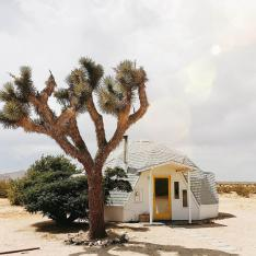 An Out-of-This-World Dome Dwelling in the Joshua Tree Desert