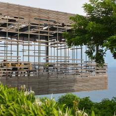 Alila Villas Uluwatu : Bali, Indonesia