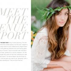 In The Press : Rue Magazine