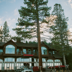 West Shore Café & Inn : Homewood, California