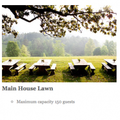 Blackberry Farm : Walland, Tennessee
