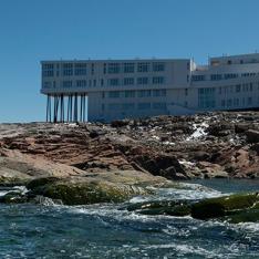 Fogo Island Inn : Canada