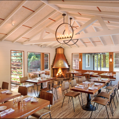Glen Oaks Big Sur + Big Sur Roadhouse:  Big Sur, California
