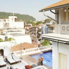 American Trade Hotel : Casco Viejo, Panama