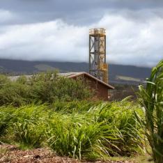 Ocean Vodka Organic Farm & Distillery : Kula, Maui, Hawaii