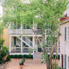 Zero George Street Hotel: Charleston, South Carolina