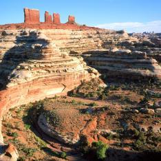 Moab Under Canvas : Moab, Utah