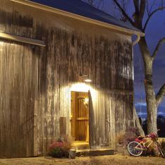 Hidden Vineyard Wedding Barn : Berrien Springs, Michigan