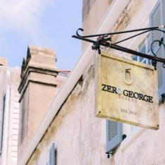 Zero George Street Hotel : Charleston, South Carolina