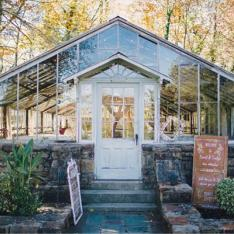 REPORTER ROUNDUP : Glorious Glasshouse/Greenhouse Venues in the USA