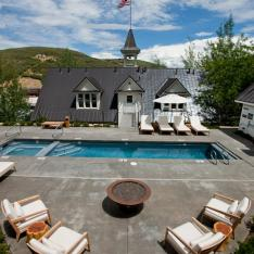 Party in a Schoolhouse! : Park City, Utah