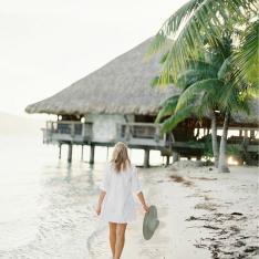 Reporters on the Road : Beautiful Bora Bora Part II
