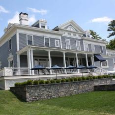 A 125-year-old Gilded Age Mansion in the Berkshires