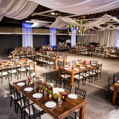 100 Year Old Brick Bakery Turned Industrial Event Space