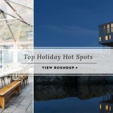 Top Holiday Party Hot-Spots