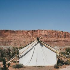 A Glamping Gathering Under the Stars: Get Lost With Us