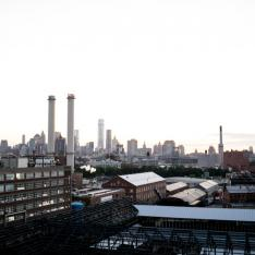 An Organic Skyline Soirée in the Heart of Brooklyn