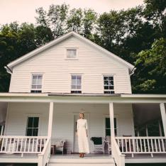 A History Lesson From The Historical Homestead of Handsome Hollow