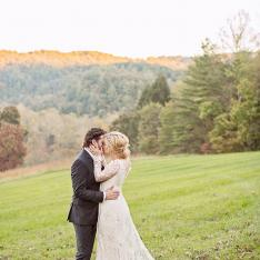 Kelly Clarkson's Intimate Elopement at Blackberry Farm