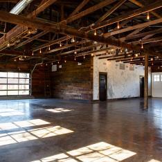Romance + Restoration at this former Blacksmith Shop