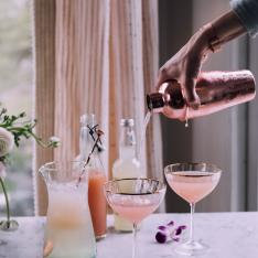 The Simple, Refreshing Cocktail Every Summer Party Needs (Prep it Ahead of Time!)