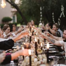 A Relaxed, Natural Setting Serves an Idyllic Backdrop for Events in San Miguel de Allende