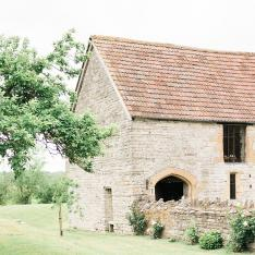 Modern Romance at Almonry Barn in the English Countryside