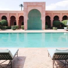 A Breezy Moroccan nights group getaway at luxury resort Amanjena