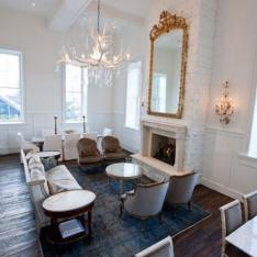 Girls Getaway/Bachelorette Party of The Week: A Slopeside Gathering in a Converted Schoolhouse