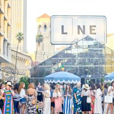 Pool Party Product Launch With the Ban.do Babes at The Line Hotel