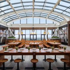 Brunch Bucket List: Meet Us At Cindy's Rooftop