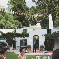 A Garden Gathering at a Secret Spanish Estate