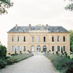 Dreamy Destination I-Do's at the Magical Chateau La Durantie in France