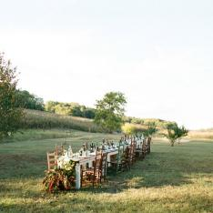 A Farmhouse Gathering At A Historic Homestead In Tennessee