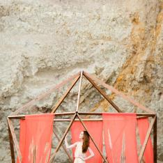 A Traveling Tipi Venue - The Iko Pop Up