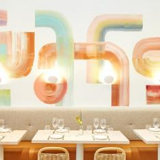 Calling All Flower Lovers: This New Restaurant in NYC Was Built for You
