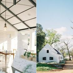 A South African Farm Fresh Garden Getaway