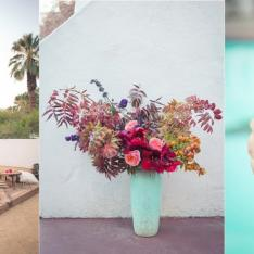 Palm Springs Venue Tour | Cocktails, Caftans, Cannonballs