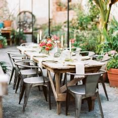 Host A Gorgeous Garden Party At This Historic Greenhouse