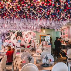 You Have to See This Jaw-Dropping Floral Brunch Wonderland in Sydney